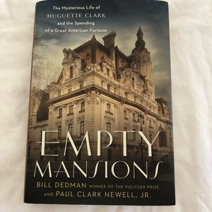 Other - Empty Mansions a Book